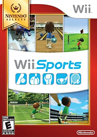 Best Nintendo Wii Games - Wii Sports
