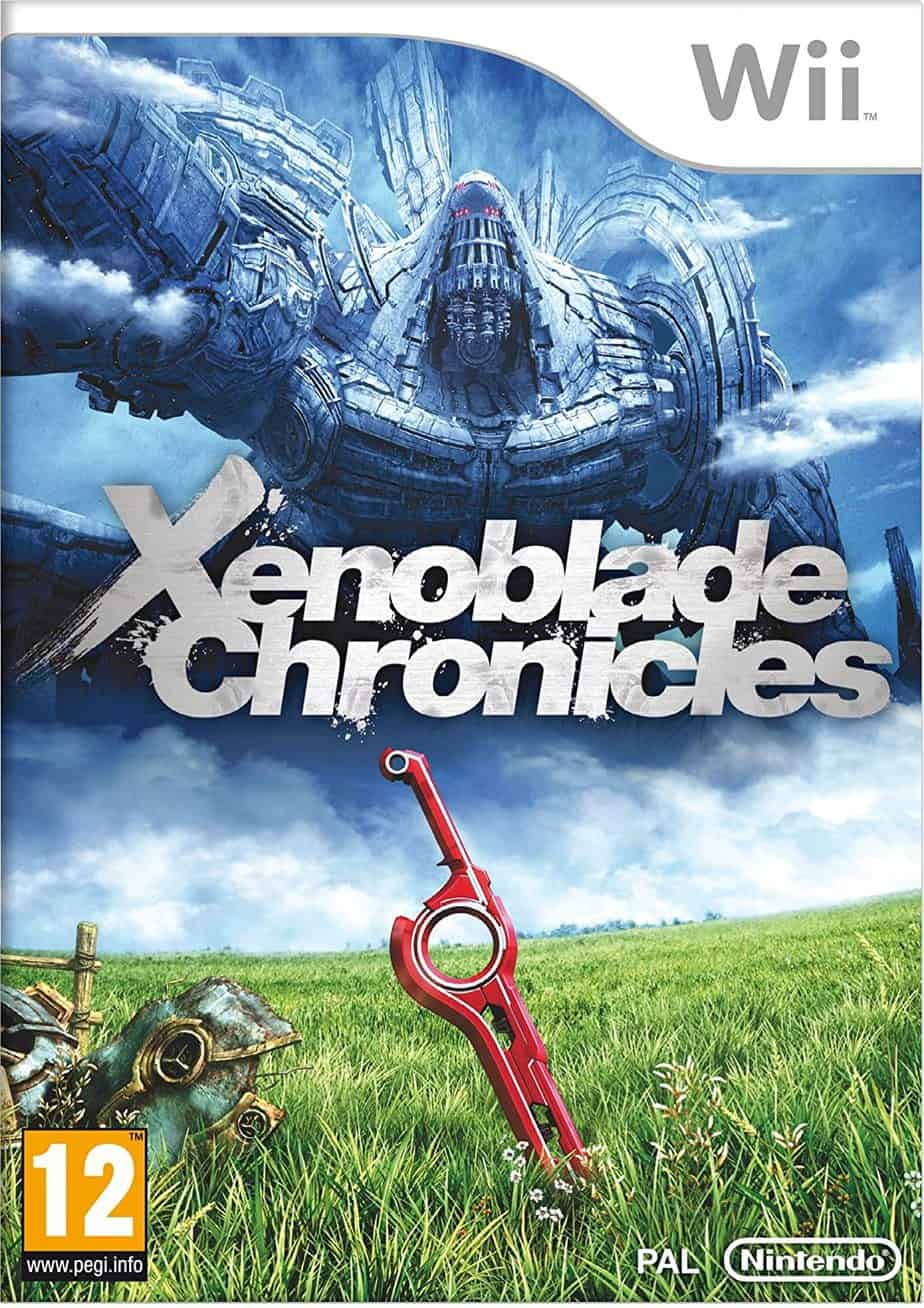 Best Nintendo Wii Games - Xenoblade Chronicles
