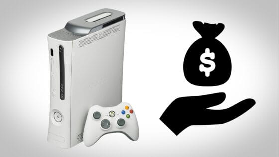 how much is an xbox 360 worth