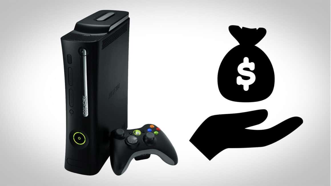 how much is an xbox 360 elite worth