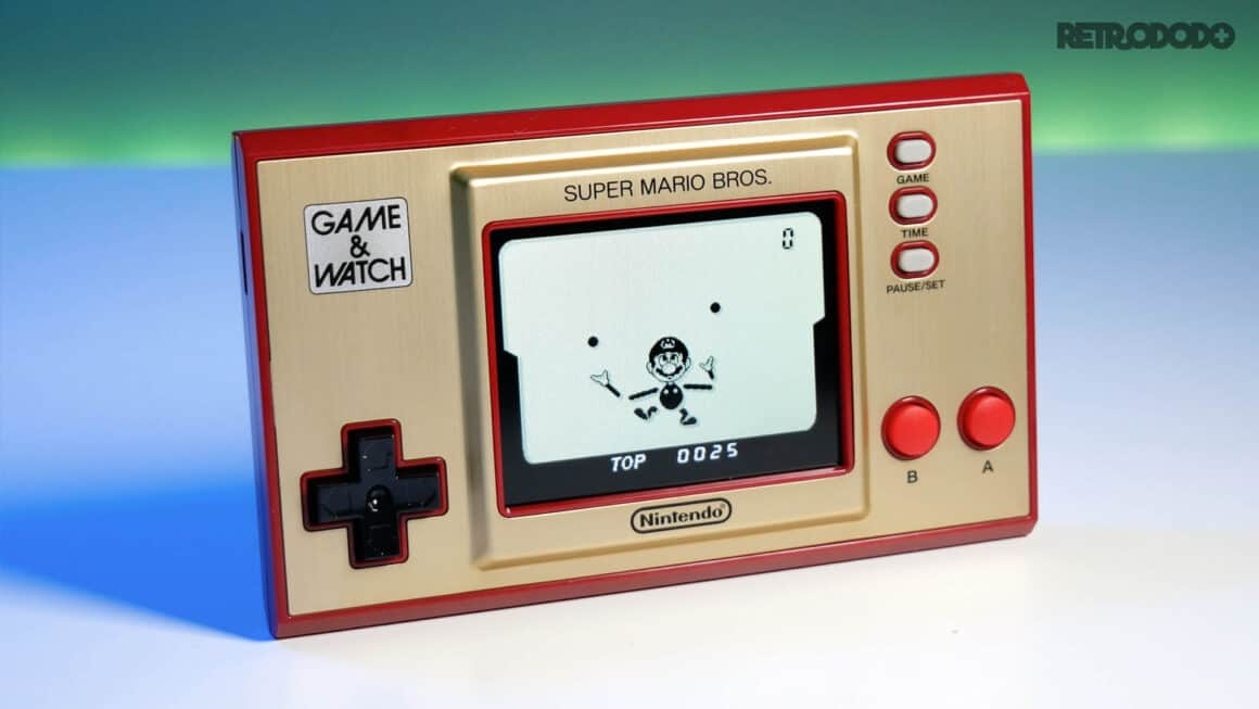 new game & watch ball