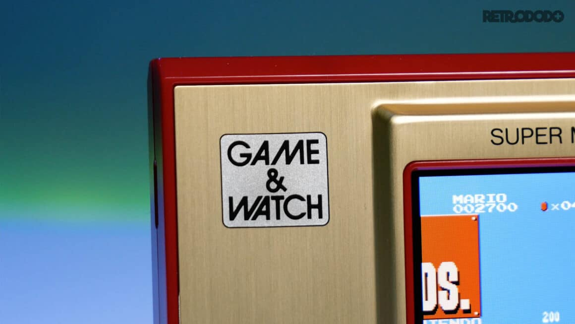 new game & watch logo