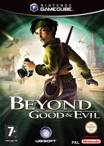 Best GameCube Games - Beyond Good and Evil
