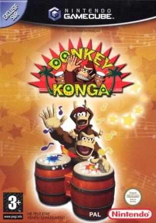Best GameCube Games - Donkey Konga