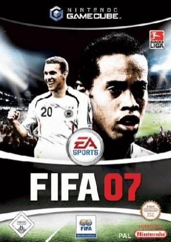 Best GameCube Games - Fifa 07