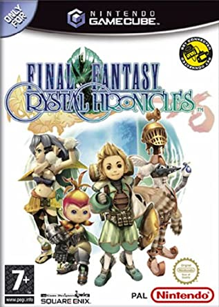 Best GameCube Games - Final Fantasy: Crystal Chronicles