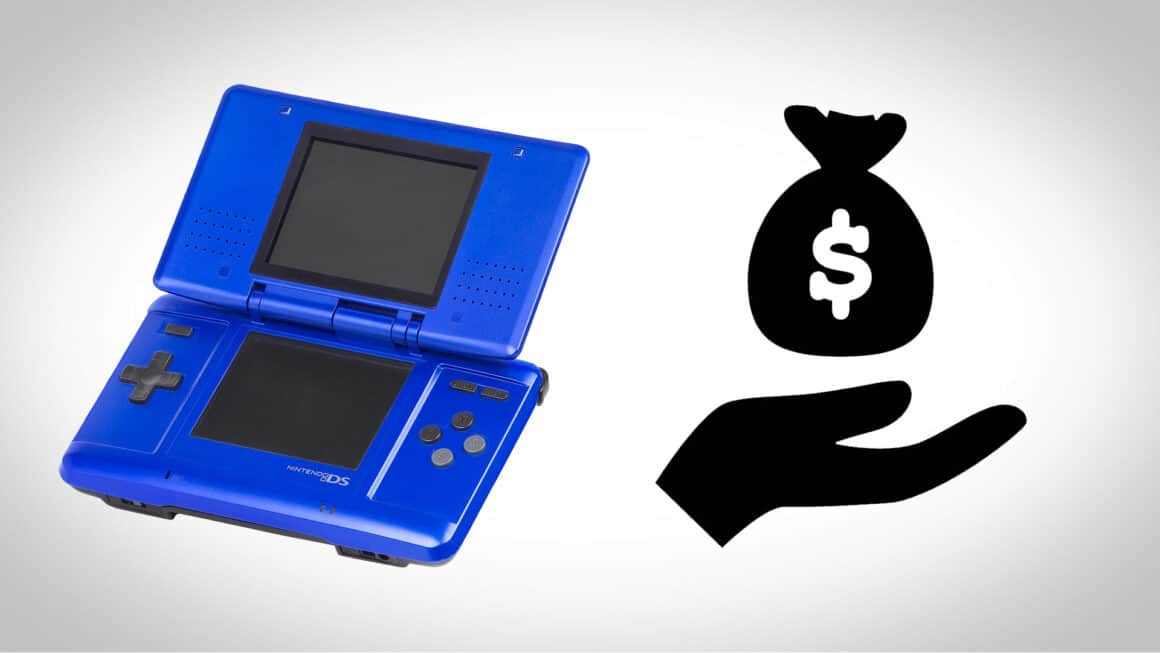 How much is a Nintendo DS worth