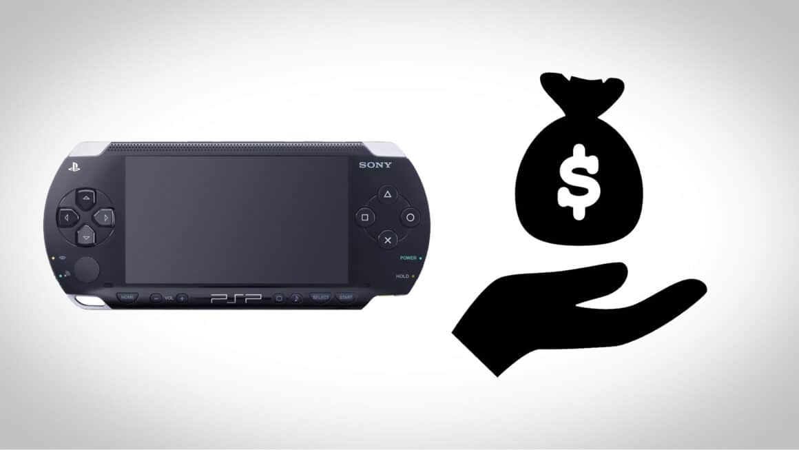 How much is a PSP worth,