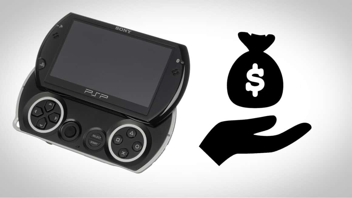 How much is a PSP Go worth
