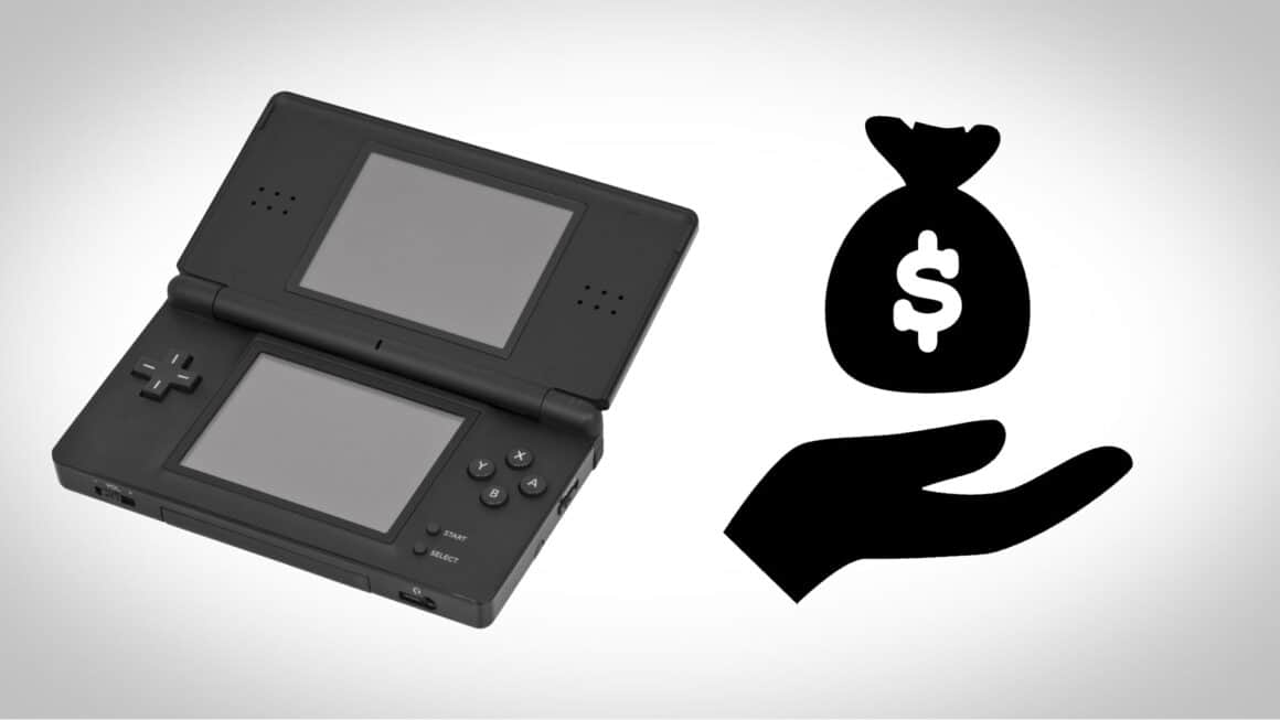 How much is a Nintendo DS lite worth