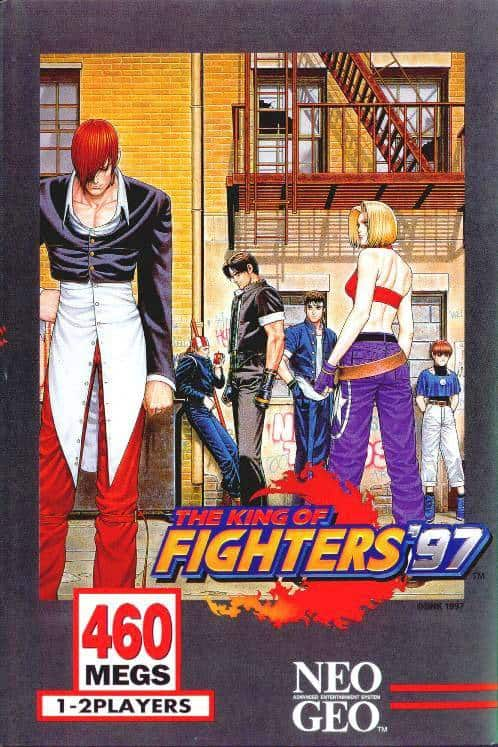 Best Fighting Games - King of Fighters