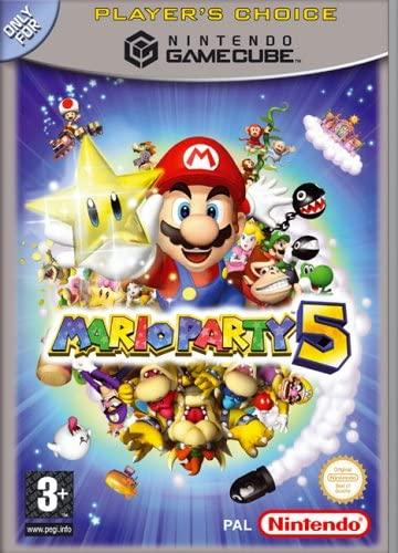 Best GameCube Games - Mario Party 5
