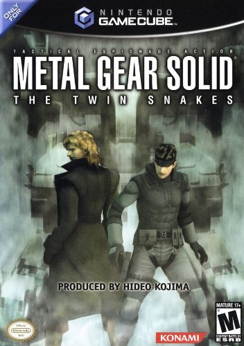 Best GameCube Games - Metal Gear Solid: The Twin Snakes