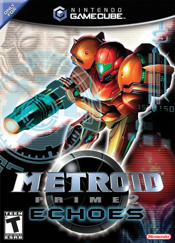 Best GameCube Games - Metroid Prime Echoes