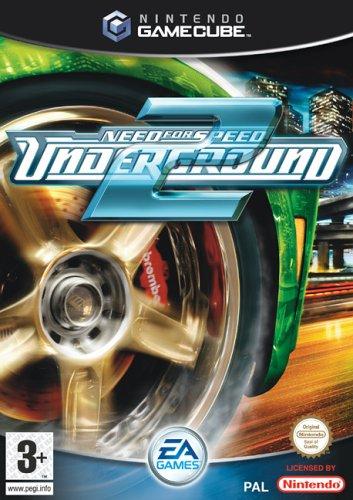 Best GameCube Games - Need for speed underground 2