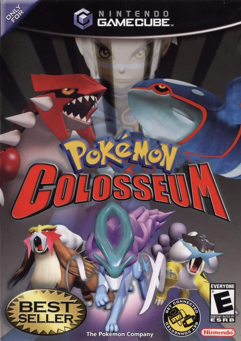 Best GameCube Games - Pokemon Colosseum