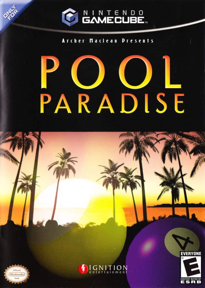 Best GameCube Games - Pool Paradise