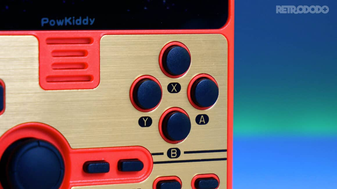 powkiddy rgb20 buttons