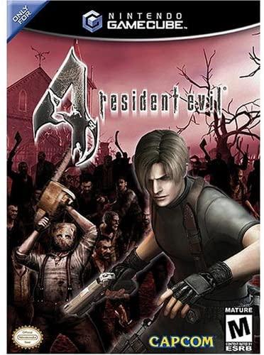 Best GameCube Games - Resident Evil 4