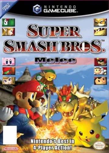 Best Fighting Games - Super Smash Bros Melee