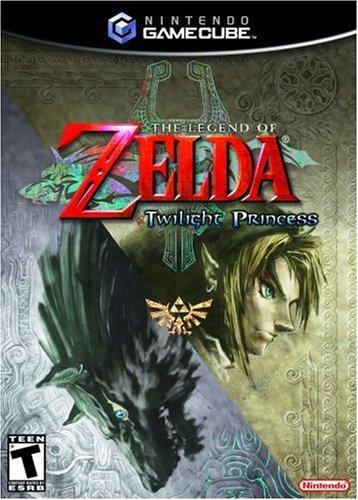 Best GameCube Games - The Legend Of Zelda Twilight Princess