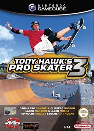 Best GameCube Games - Tony Hawks Pro Skater