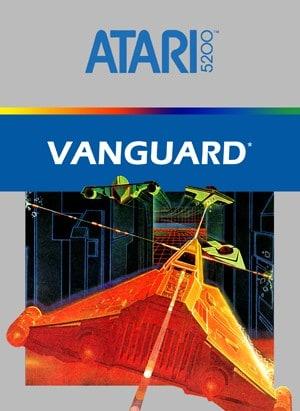 Best Atari 5200 Games - Vanguard