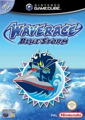 Best GameCube Games - Wave Race Blue Storm