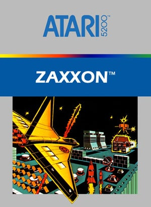 Best Atari 5200 Games - Zaxxon