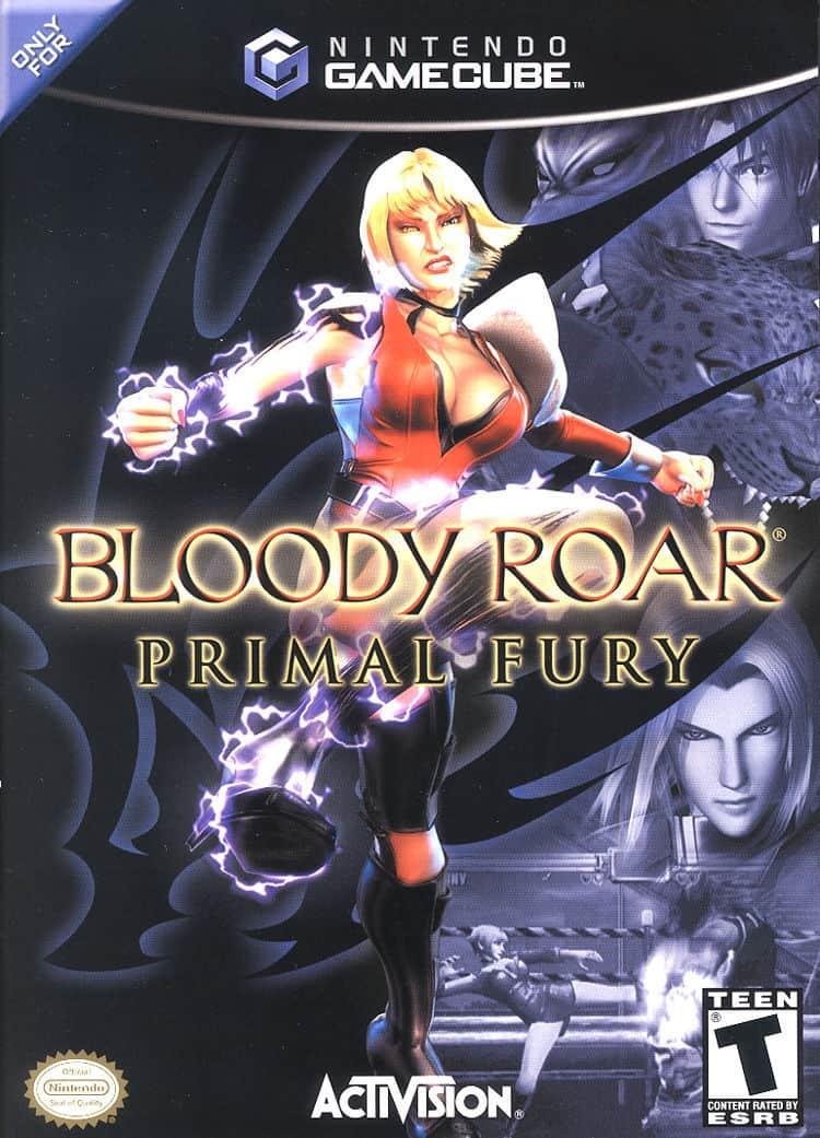 Best GameCube Games - Bloody Roar: Primal Fury