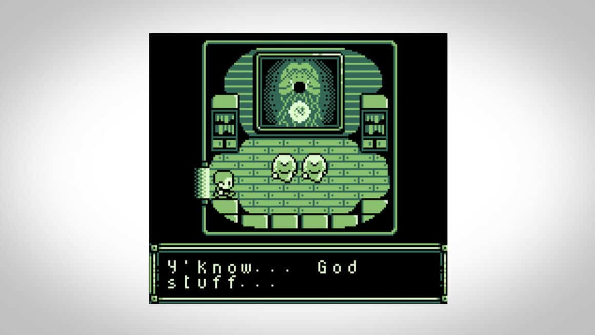 Deadeus Gameboy Game screengrab