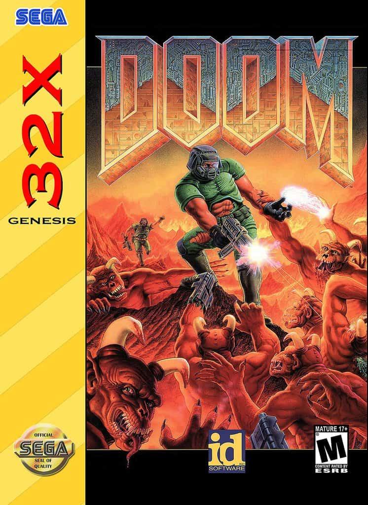 Best 32X games - Doom