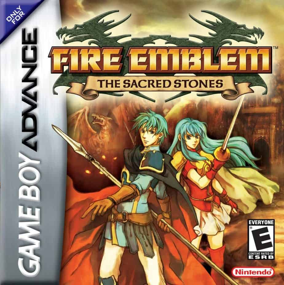 Best Gameboy Advance Games - Fire Emblem: The Sacred Stones