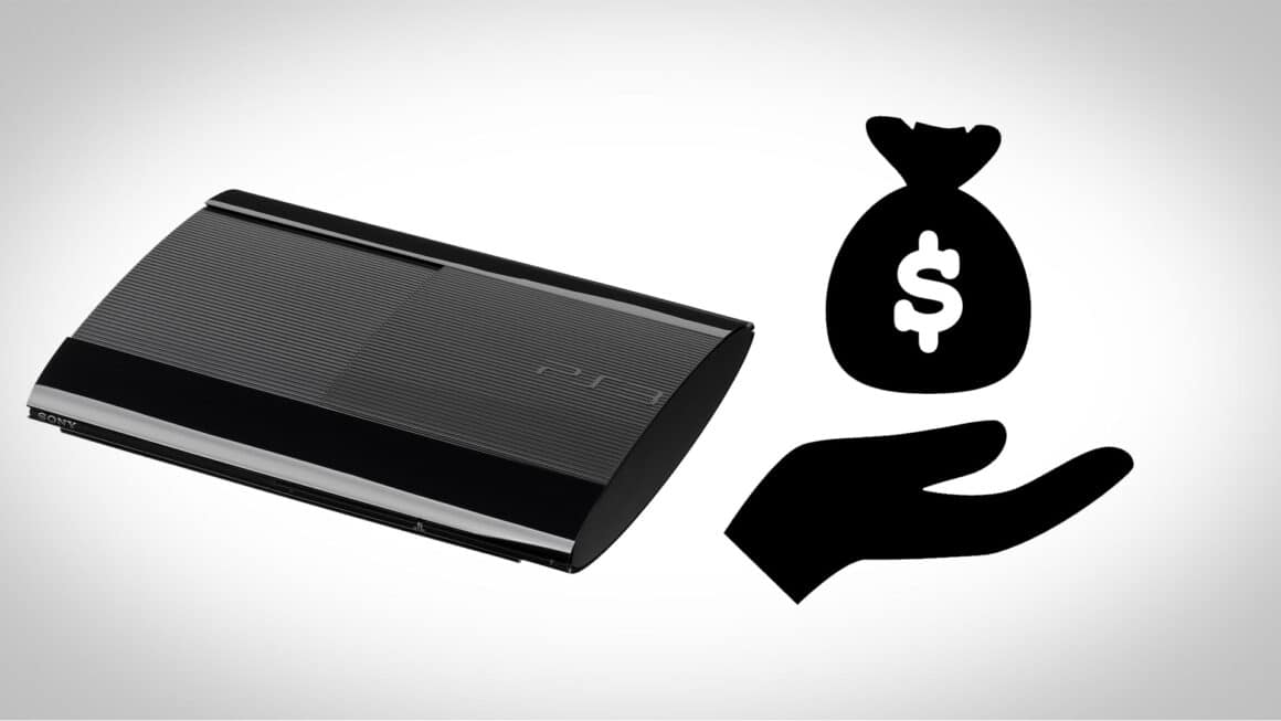 How much is a PS3 worth - PS3 Super slim