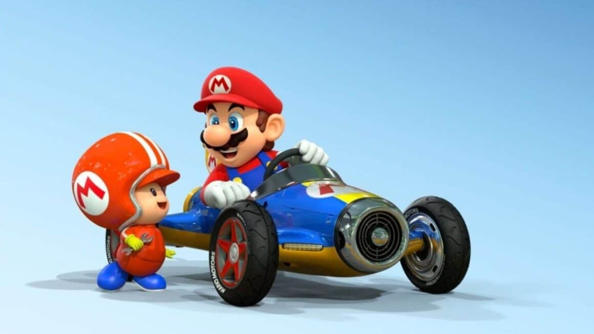 Mario Kart 9  Dropping in 2021