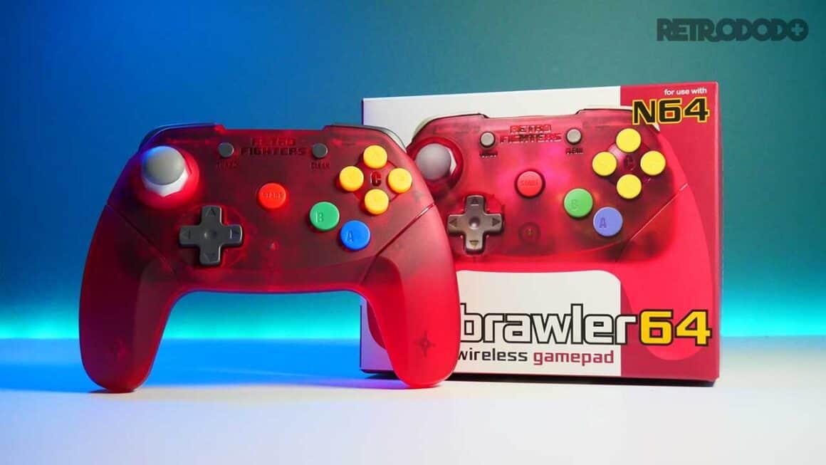 brawler64 wireless box