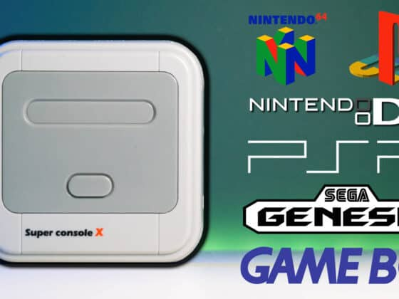 super console x