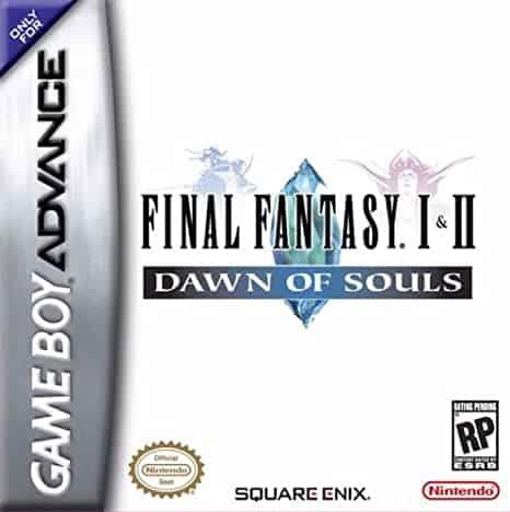 Best GBA Games - Final Fantasy I & II: Dawn of Souls