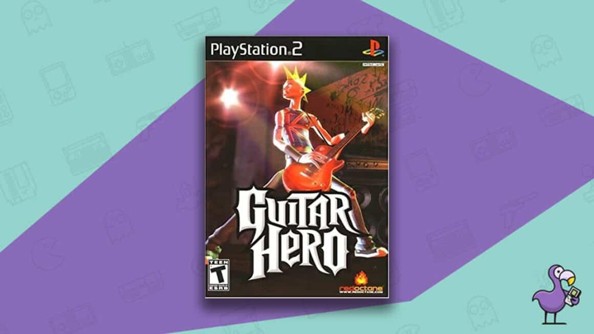 Best PS2 Games - Guitar Hero game case cover art
