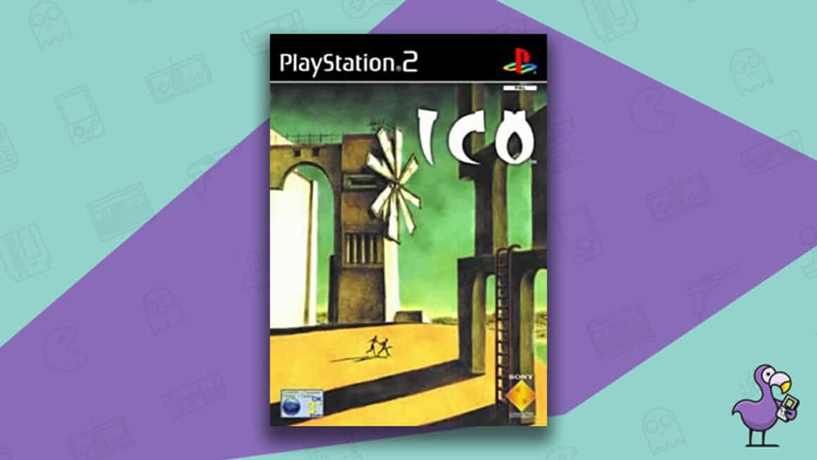 Best PS2 Games - Ice game case cover art