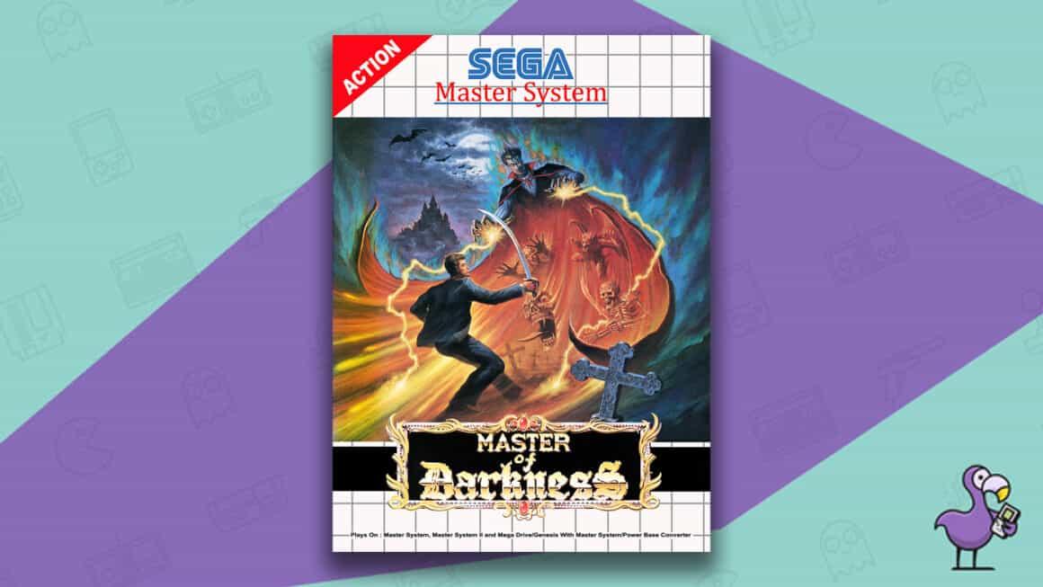 Best Master System Games - Vampire: Master of Darkness