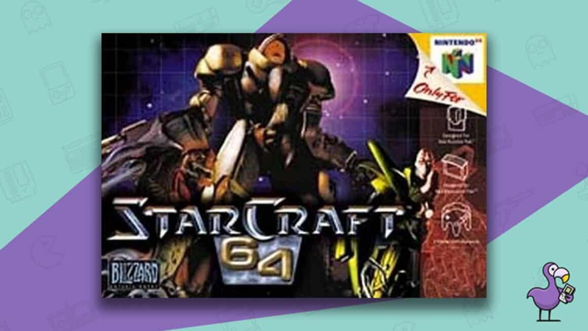 Rare N64 games - Starcraft 64