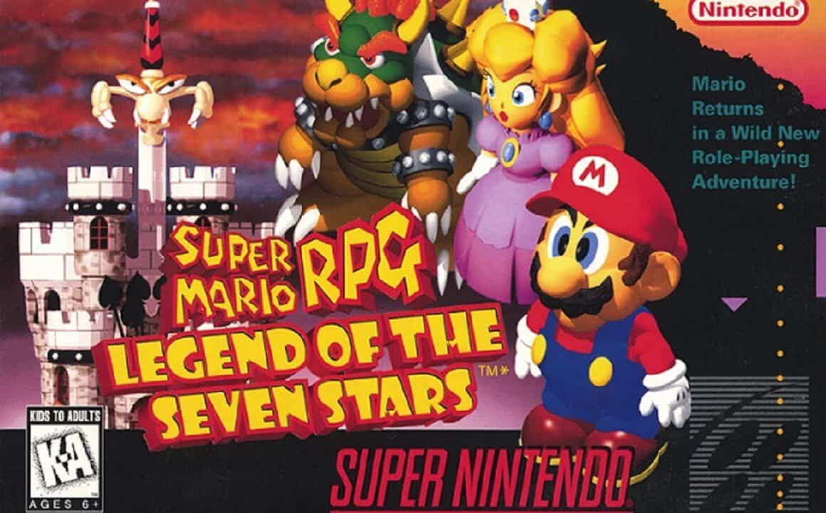Best Mario Games - Super Mario RPG