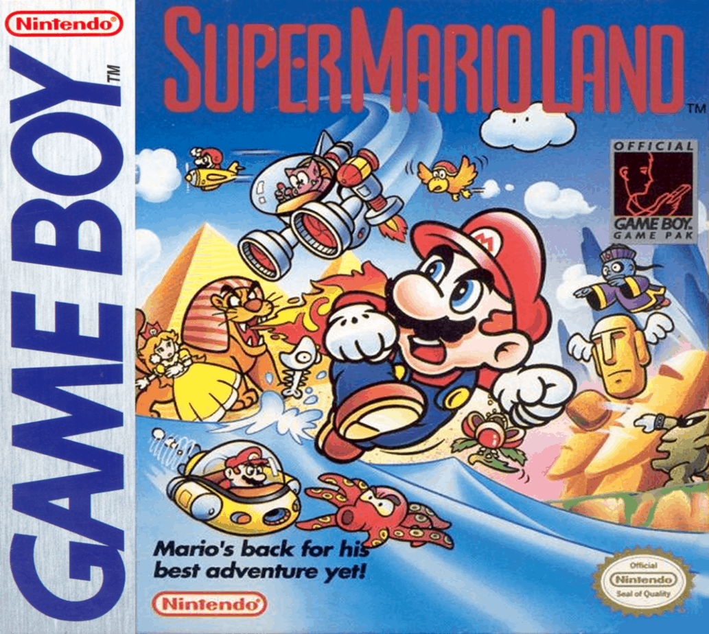 Best Mario Games - Super Mario Land