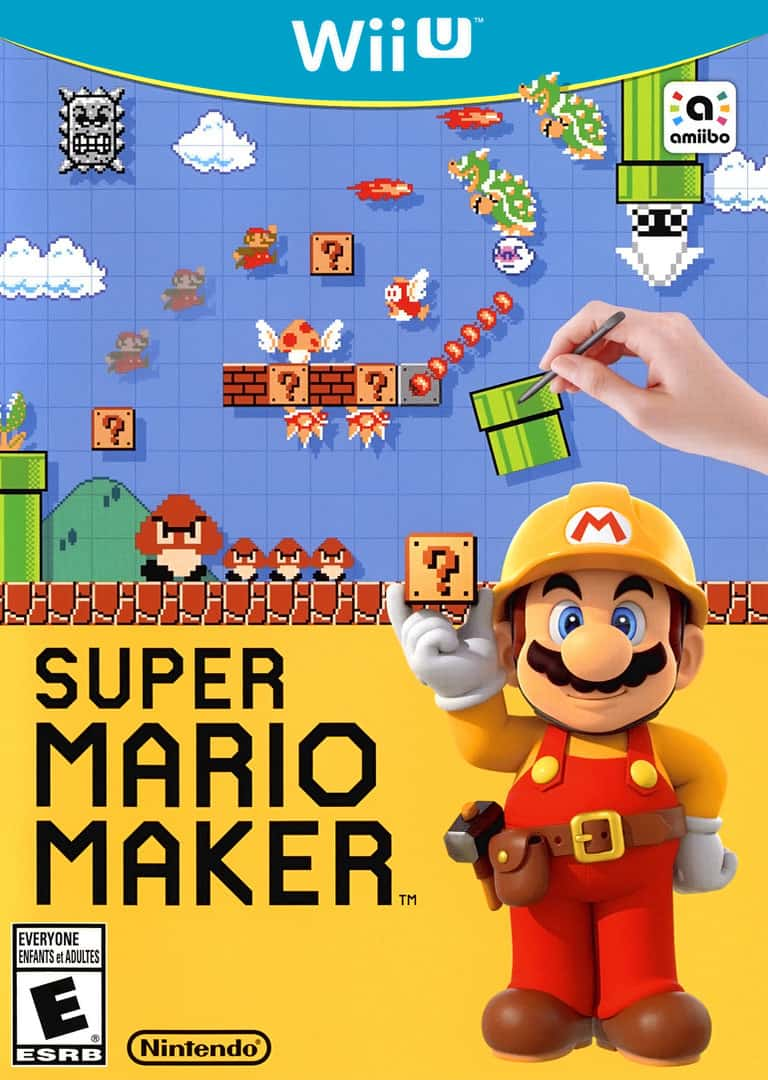 Best Mario Games - Super Mario Maker