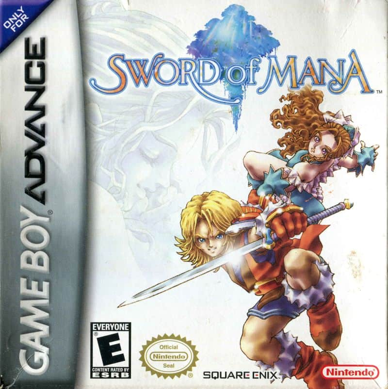 Best GBA Games - Sword of Mana