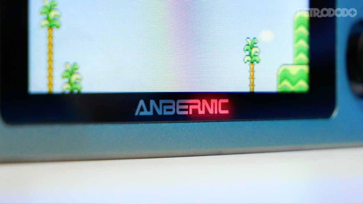anbernic logo