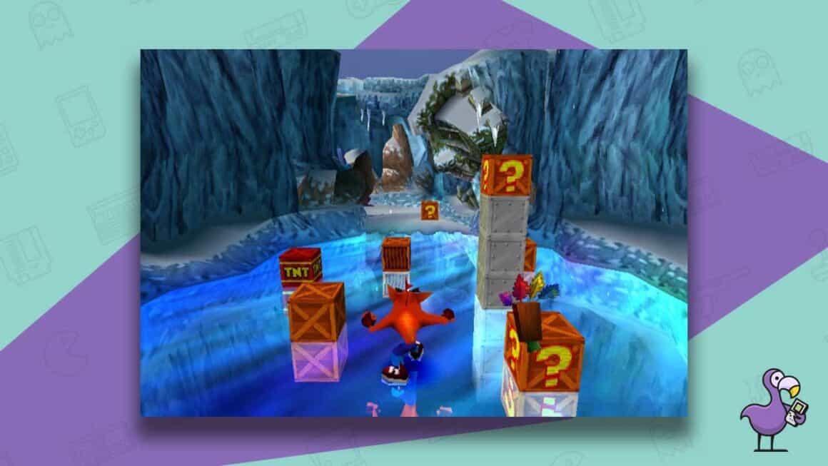 crash bandicoot 2 gameplay ps1