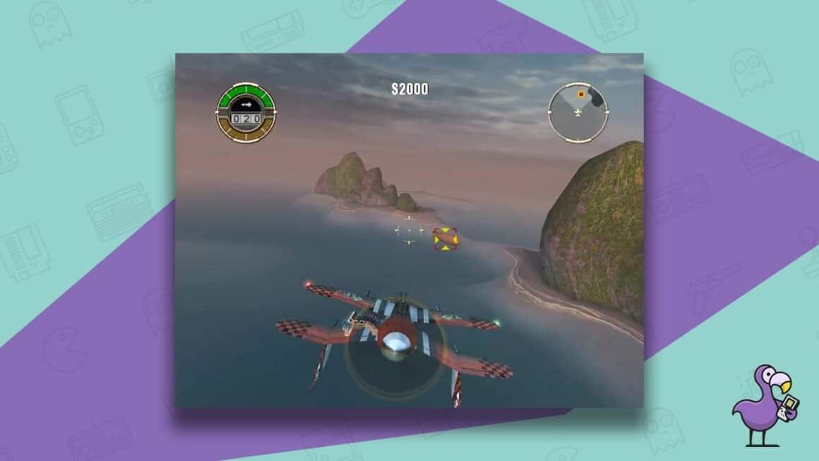 crimson skies xbox gameplay