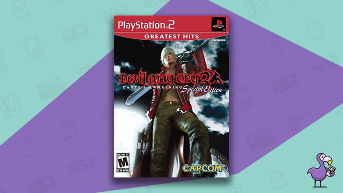 Best PS2 Games - Devil May Cry 3: Dante's Awakening